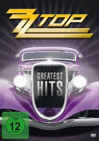 Cover ZZ Top - Greatest Hits [DVD]